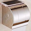 billige Toalettrullholdere-Toalettrullholder Nytt Design / Kul Moderne Rustfrit stål / jern 1pc Toalettrullholder Vægmonteret