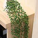 رخيصةأون زهور اصطناعية-زهور اصطناعية 1 فرع معلقة على الحائط الحديثة / المعاصرة / النمط الرعوي النباتات العصارية أزهار الحائط