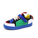 povoljno Cipele za djevojčice-Djevojčice Cipele Mrežica Jesen zima Udobne cipele Sneakers Hodanje Kopča za Djeca Sive boje / Zelen / Pink