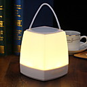 ieftine Obiecte decorative-1 buc LED-uri de lumină de noapte USD Model nou / Touch Sensor / Schimbare - Culoare <=36 V