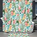 billige Dusjforheng-Dusjgardiner Moderne polyester Maskinprodusert Nytt Design / Kul Baderom