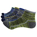 billige Clothing Accessories-Herre 4 Par Sokker Lettvekt / Stretch til Utendørs Trening / Elastisk