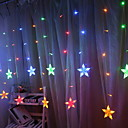 cheap Colorful LED Lights-2.5m String Lights 20 LEDs Warm White / Multi Color Decorative / Cool AA Batteries Powered