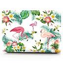 olcso Tokok, táskák és pántok-MacBook Tok Flamingó Műanyag mert Az új 15 hüvelykes MacBook Pro / Az új 13 hüvelykes MacBook Pro / MacBook Pro 15 hüvelyk