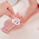 abordables Accessoires pour Salle de Bain-bébé enfant pied mesure accessoires pieds infantile mesure jauge kid chaussures taille mesure règle outil enfant en bas âge chaussures raccords aléatoire