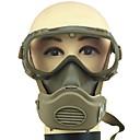 رخيصةأون قطع الطاولة-1pcs بلاستيك قناع الغاز والنظارات السلامة ومعدات الحماية / مزدوج قناع غاز الحماية أقنعة وجه كامل ضد الغبار حماية الغاز