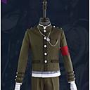 Χαμηλού Κόστους Κοστούμια Anime-Εμπνευσμένη από Dangan Ronpa Στολές Ηρώων Anime Στολές Ηρώων Κοστούμια Cosplay Απλός Επίστρωση / Μπλούζα / Παντελόνια Για Γυναικεία