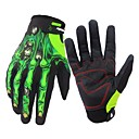 cheap Cycling Jerseys-Bike Gloves / Cycling Gloves Breathable Anti-Slip Sweat-wicking Protective Sports Gloves Winter Terry Cloth Mountain Bike MTB White Green Pink for Adults' Outdoor