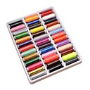 cheap Camp Kitchen-39 Color Each PCS Sew Thread Sewing Thread Spolyester Sewing Thread Sewing Machine Parts
