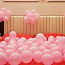 billige Tilbehør til badeværelset-Feriedekorasjoner Nyttår / Halloween dekorasjoner Jul Fest / Dekorativ Rosa 100stk