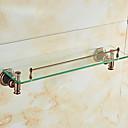 ieftine Montaj Flush-Raft Baie Model nou / Cool / Multifuncțional Modern sticlă / Oțel inoxidabil / Fier 1 buc Montaj Perete