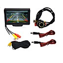 cheap Head Up Display-BYNCG WG4.3T-4LED 4.3 inch TFT-LCD 480TVL 480p 1/4 inch color CMOS Wired 120 Degree 1 pcs 120 ° 4.3 inch Rear View Camera / Car Reversing Monitor / Car Rear View Kit Waterproof / LED indicator