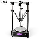 povoljno 3D printeri-anet a4 diy 3d pisač kit 200 * 200 * 210mm velika brzina 3d desktop pisač aluminijske legure tiskarski stroj velike veličine abs / hips / pla