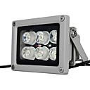 billiga Säkerhetstillbehör-fabriken oem infraröd belysnings lampa aj-bg6060 för säkerhetssystem 11,3 * 8,5 * 9,5 cm 0,6 kg
