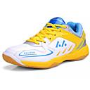 levne Pánské tenisky-Pánské Komfortní boty Síťka Léto Atletické boty Tenis Žlutá / Červená / Zelená