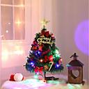 baratos Decorações para Casamento-Decoração de Casa Plásticos / PCB + LED / PE Decorações do casamento Natal / Casamento Natal / Tema Jardim / Tema Flores Todas as Estações