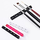 cheap Other Nail Tools-1pc Best Quality nail art Manicure Pedicure PVC(PolyVinyl Chloride) Simple Daily