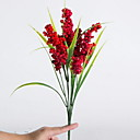 cheap Artificial Flower-Holiday Decorations Halloween Decorations Halloween Entertaining Decorative / Cool Red 1pc