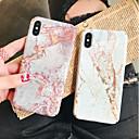 ราคาถูก เคสและกระจกกันรอยโทรศัพท์-Case สำหรับ Apple iPhone XR / iPhone XS Max Pattern ปกหลัง Marble Hard พีซี สำหรับ iPhone XS / iPhone XR / iPhone XS Max