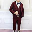 halpa Lasten loaferit-Lapset Poikien Katutyyli Skottiruutukuvio Pitkähihainen Normaali Vaatesetti Uima-allas