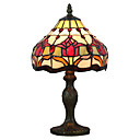 povoljno Stolne svjetiljke-Tiffany Ambient Lamps / Ukrasno Stolna lampa Za Study Room / Office / Magazien / Cafenele Resin 110-120V / 220-240V