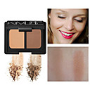 cheap Concealers & Contours-Single Colored Dry Slimming Bronzer # Matte Easy to Carry Evening Party / Formal / Date Makeup Cosmetic