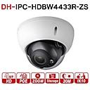 お買い得  家電-dahua®スターライトカメラipc-hdbw4433r-zs 2.7-13.5mm varifocal電動レンズ4mp ir50m ipカメラreplace ipc-hdbw4431r-zs