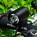 povoljno Svjetla za bicikle-Prednje svjetlo za bicikl LED Svjetla za bicikle Biciklizam Vodootporno, Prijenosno, Veličina putovanja punjiva baterija 400 lm Punjive baterije Bijela Biciklizam