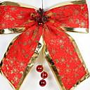 رخيصةأون زينة الكريسماس-عطلة زينة ديكور عيد الميلاد المجيد عيد الميلاد الحلي ديكور أحمر 1PC