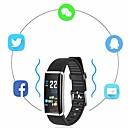baratos Smartwatches-KUPENG R9 Pulseira inteligente Android iOS Bluetooth Esportivo Impermeável Monitor de Batimento Cardíaco Medição de Pressão Sanguínea Tela de toque Podômetro Aviso de Chamada Monitor de Atividade