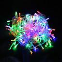 preiswerte Weihnachtsdeko-Urlaubsdekoration Neujahr / Weihnachtsdeko Weihnachtsbeleuchtung LED-Lampe / Neuartige Rassenschranke / Blau / Rosa 1pc
