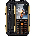 "cheap Cell Phones-SERVO X7 TV Phone 2.4 inch "" Cell Phone ( Other + Other 0.3 mp 4000 mAh mAh )"