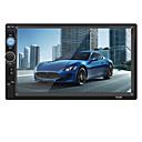 Недорогие DVD плееры для авто-SWM 7010B 7 дюймов 2 DIN другой ОС автомобиль MP5-плеер / автомобиль MP4-плеер / автомобиль MP3-плеер с сенсорным экраном / встроенный Bluetooth / рулевое управление для универсальной поддержки WMV