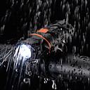 tanie Światła rowerowe-Światła przednie LED Światła rowerowe Kolarstwo Wodoodporny, Przenośny, Łatwo otwieralny Akumulator 1000 lm Akumulator Biały Kemping / turystyka / eksploracja jaskiń / Kolarstwo / Rower - ROCKBROS