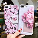 hesapli iPhone Kılıfları-Pouzdro Uyumluluk Apple iPhone XR / iPhone XS Max Karanlıkta Parlayan / Temalı Arka Kapak Çiçek Sert PC için iPhone XS / iPhone XR / iPhone XS Max