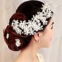 preiswerte Haar Accessoires-Kopfschmuck Umweltfreundliches Material Clips Dekorationen Multi-Funktions- / Beste Qualität 1 pcs Alltag Modisch Rot Weiß