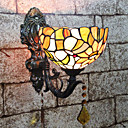 billige Vegglamper-Kreativ / Smuk Tiffany / Retro / vintage Vegglamper Soverom / Innendørs Harpiks Vegglampe 110-120V / 220-240V 25 W
