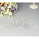 cheap Cake Toppers-Cake Topper Beach Theme / Garden Theme / Classic Theme Stylish Alloy Special Occasion / Birthday with Crystals / Rhinestones 1 pcs OPP