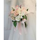 abordables Fleurs de mariage-Fleurs de mariage Bouquets Mariage / Fête de Mariage Comme Soie Satin / Fleur séchée 11-20 cm
