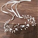 levne Ozdoby do vlasů na večírek-Slitina Řetěz hlavy s Šněrování 1 ks Svatební Přílba
