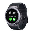 cheap Smartwatches-YY Y1 Smartwatch Android iOS Bluetooth Sports Heart Rate Monitor Touch Screen Calories Burned Long Standby Activity Tracker Sleep Tracker Sedentary Reminder Find My Device Exercise Reminder / IPhone