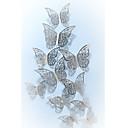 povoljno Zidne naljepnice-Dekorativne zidne naljepnice - 3D zidne naljepnice / Zidne naljepnice ogledala Životinje / 3D Unutrašnji / Dječja soba