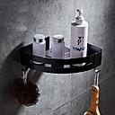 preiswerte Badezimmer Zubehör Set-Bad Zubehör-Set Neues Design Modern Fasergemisch 1pc - Bad Einzelbett(150 x 200 cm) Wandmontage