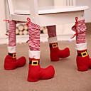 olcso Karácsonyi dekoráció-Ünnepi Dekoráció Karácsonyi dekoráció Karácsony Dekoratív Piros 4db