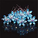 povoljno Komplet nakita-Drago kamenje i kristali Kose za kosu s Štras Vjenčanje / Zabava / večer Glava