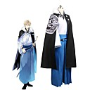 tanie Kostiumy anime-Zainspirowany przez Cosplay Cosplay Anime Kostiumy cosplay Garnitury cosplay Inne Długi rękaw Inne / Spodnie / Płaszcz Na Unisex