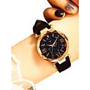 ieftine Ceasuri La Modă-Pentru femei Ceas de Mână Quartz Piele PU Matlasată Negru / Maro / Gri 30 m Rezistent la Apă Creative Analog femei Vintage Modă - Mov Maro Verde