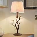 رخيصةأون شمعدان الحائط-الحديثة / المعاصرة تصميم جديد / ديكور مصباح الطاولة من أجل غرفة دراسة / مكتب معدن 220V أصفر