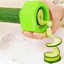 billige Frukt & Grønnsaks-verktøy-1pc kjøkken Verktøy Plast Kreativ Kjøkken Gadget Verktøy / DIY Verktøy / Frukt & Grønnsaks-verktøy