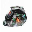 povoljno Motorističke maske za lice-čarobnjak uzorak solarna automatska fotoelektrični zavarivanje maska